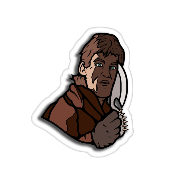 Nightstalker Sticker
