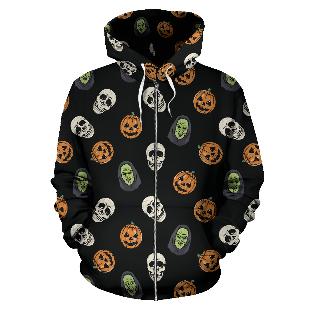 The Witching Season Zip-Up Hoodie
