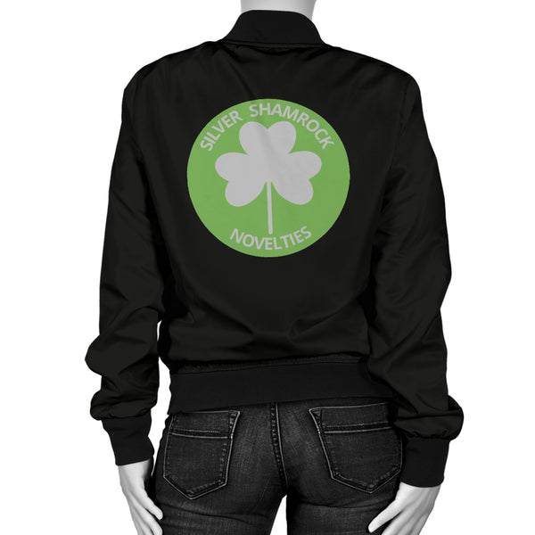The Witching Season Women's Bomber Jacket