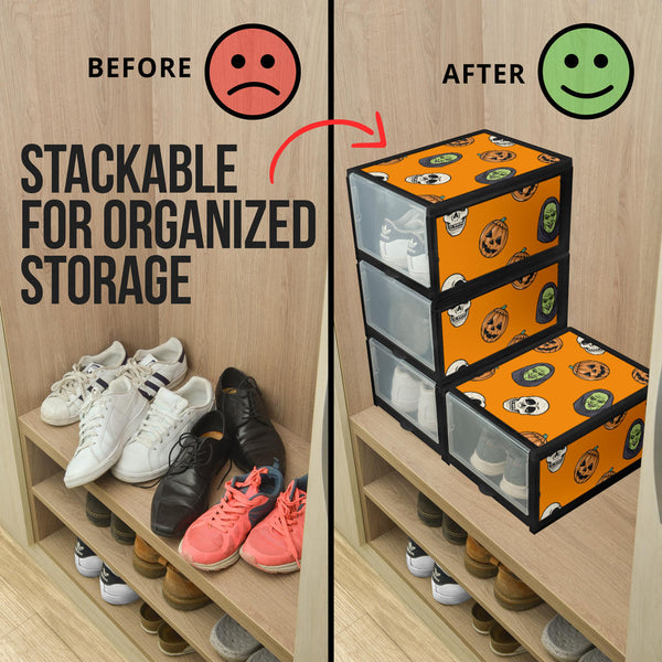 The Witching Season Shoe Organizer