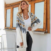 Long Cardigan Sweater - Cardigan