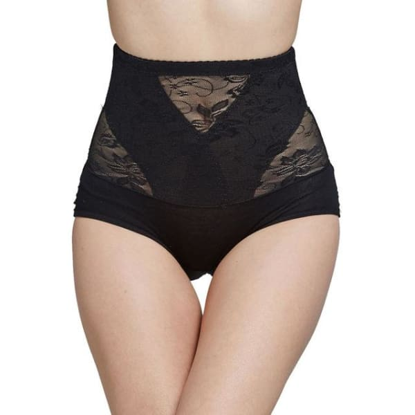 Womens Slimming Underwear - Black / XXXL - Control Panties
