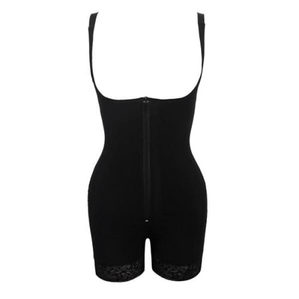 Womens Shapewear Bodysuit - Black / XXXL - Bodysuit