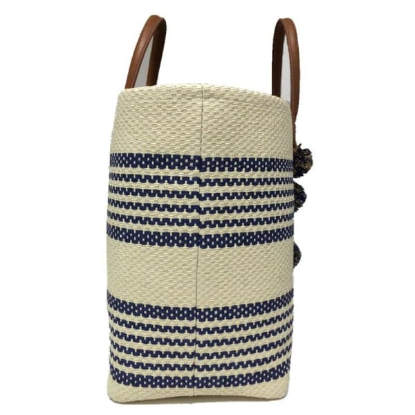 Boho Stripe Beach Bag - Beach Bag