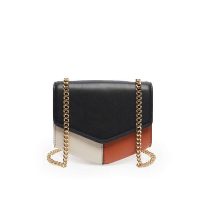 Leather Envelope Messenger - Multi - Envelope