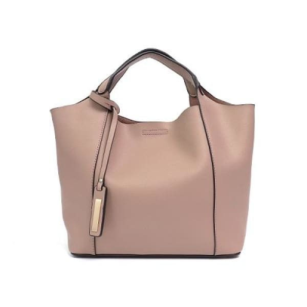 Michelle Tote - Pink - Tote