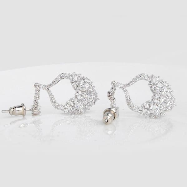 Bridal Drop Earrings - Drop Earrings