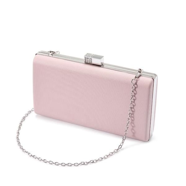 Evening Clutch - Pink / Imported - Clutch