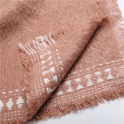 SAN VITALE Cashmere Blend Womens Scarf - Scarf