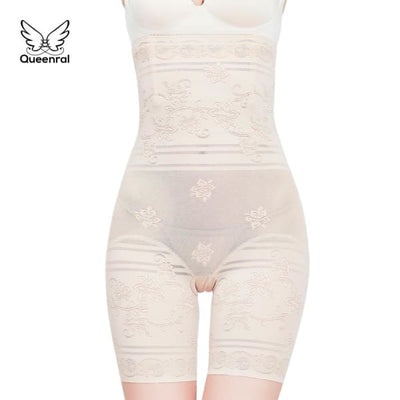 Shapewear Vintage Seamless Full Length - Body Shaper
