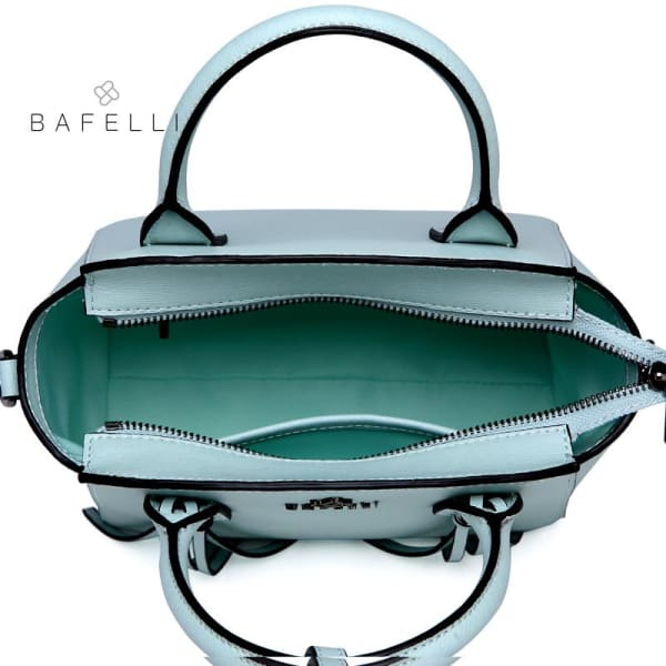 BAFELLI Trapeze Bag with Tassels - Trapeze
