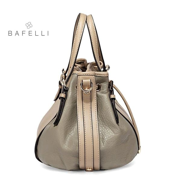 BAFELLI Leather Vintage Hobo Handbag - Hobo