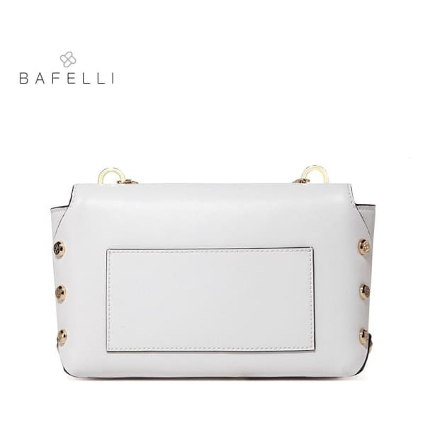 BAFELLI Riveted Messenger Bag - Messenger