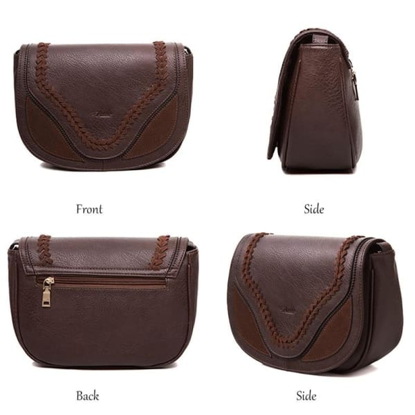 Vintage Saddle Bag - Saddle Bag