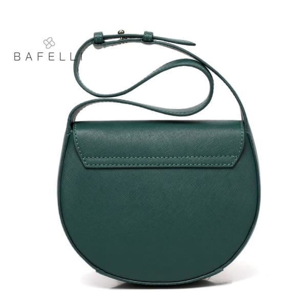 BAFELLI Vintage Saddle Bag - Saddle Bag
