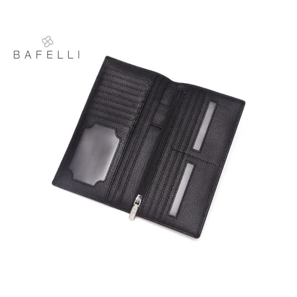 BAFELLI Leather Wallet Large