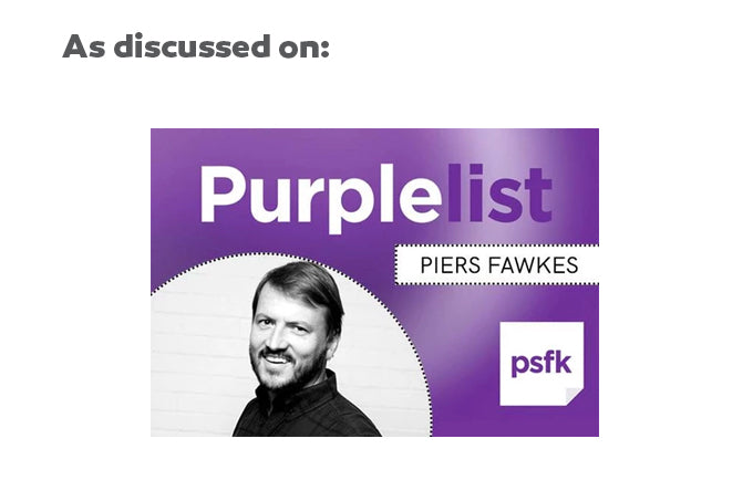 Alterra Pure Founder Featured in PSFK Trend