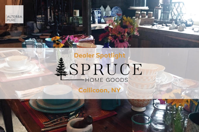 Dealer Spotlight: Spruce Home Goods in Callicoon, New York