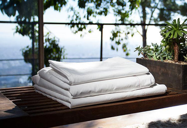 Alterra Pure Percale Sheets