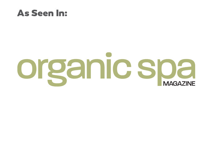 Organic Spa Magazine <BR/>features Alterra Pure