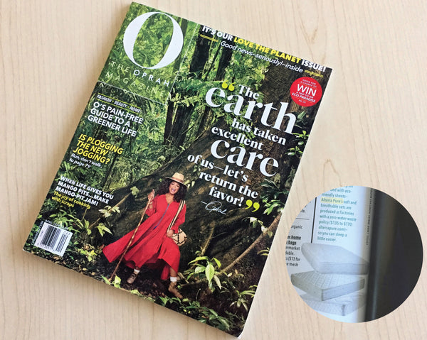 oprah magazine sustainability