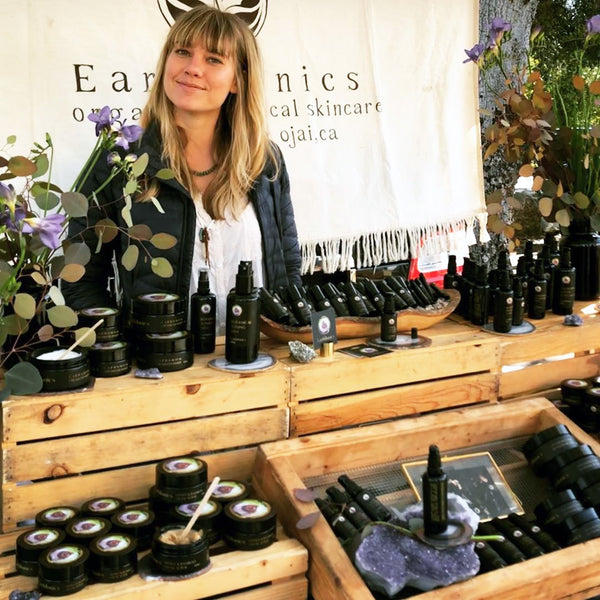 earth tonics at ojai farmers market