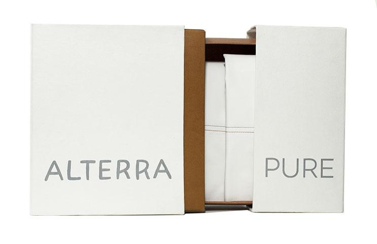 Alterra Pure Certified Organic Cotton Duvet Covers