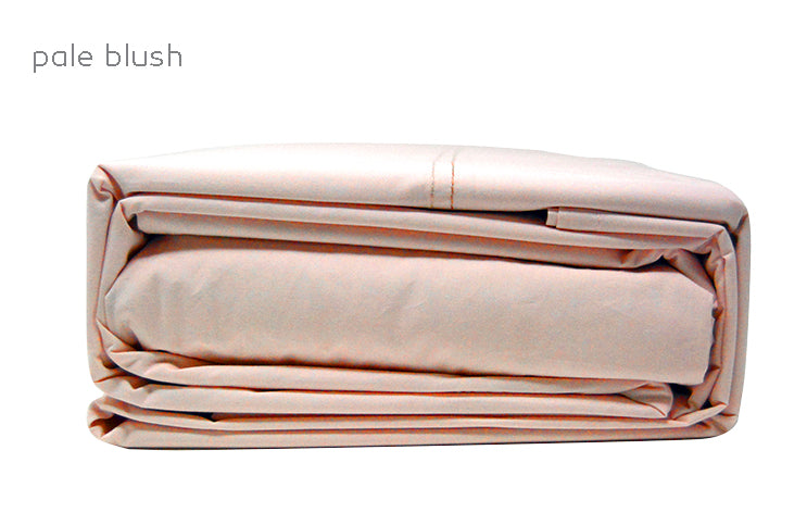 Traditional Organic Bundle: Sheet Set + Duvet Cover (incl pillow cases)