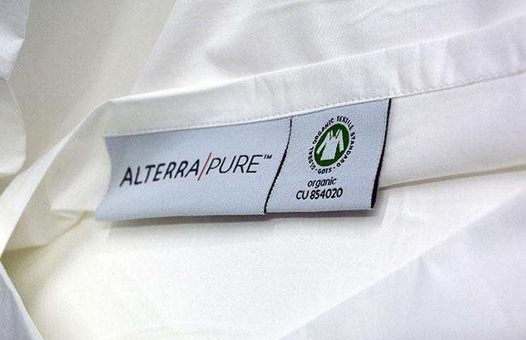 Fitted Sheets Organic Cotton GOTS Certified