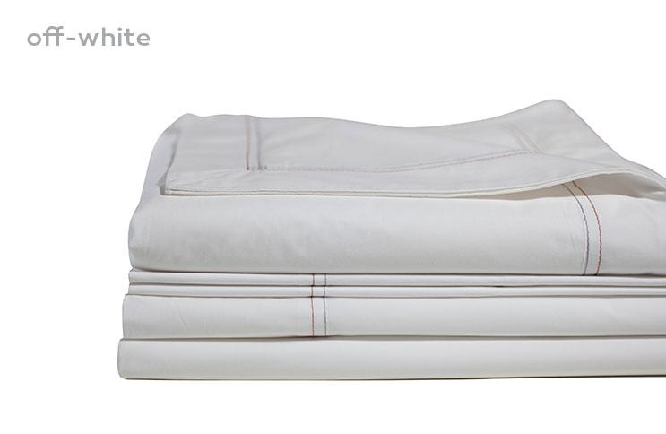 Minimalist Organic Bundle: (Fitted Sheet + Duvet Cover + Pillow Cases) (no top sheet)