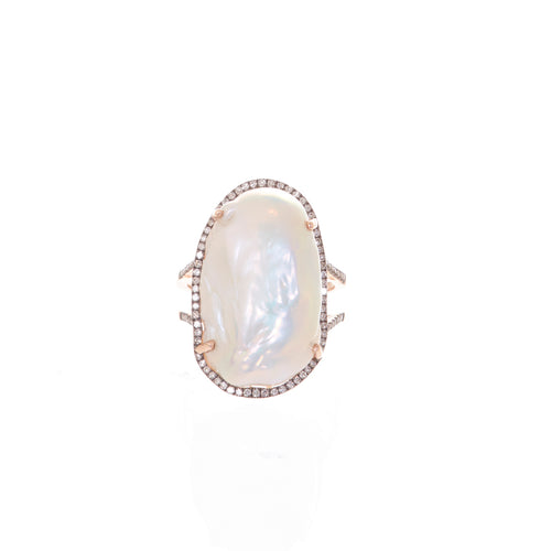 Clementine Cocktail Ring
