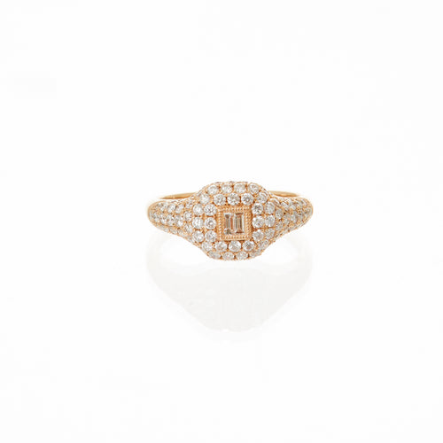 Jessica Diamond Ring