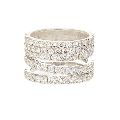 Willow Diamond Ring