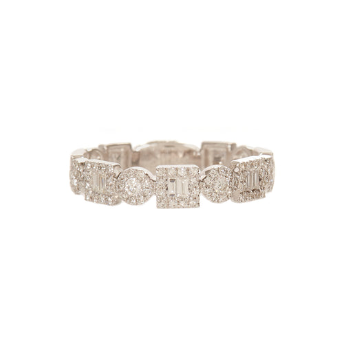 Diamond Shape Band
