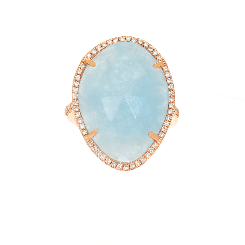 Betty Aqua Ring