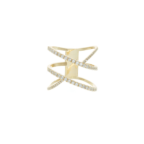 Natalie Diamond Ring