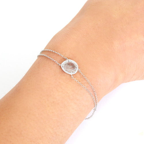 Gwyneth Diamond Bracelet