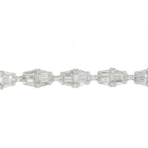 Empire Diamond Bracelet