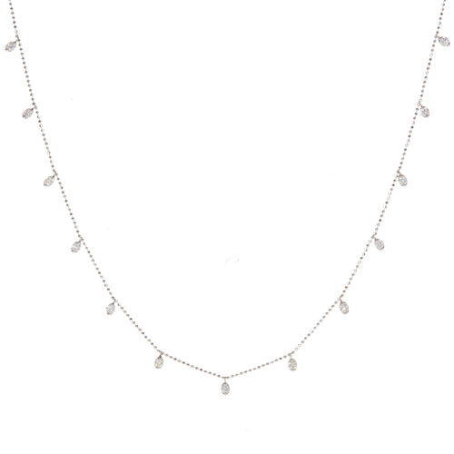China Diamond Necklace