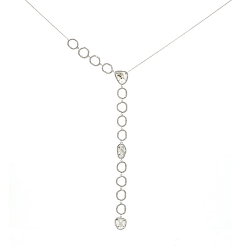 Asymmetrical Jacquie Necklace