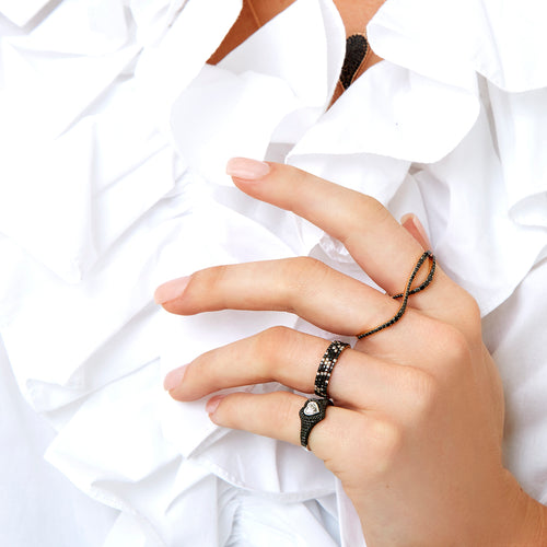Jolie Double Ring
