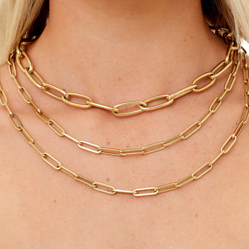 Colette Gold Link Chain