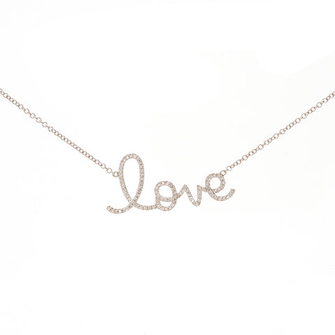 Letter Necklace