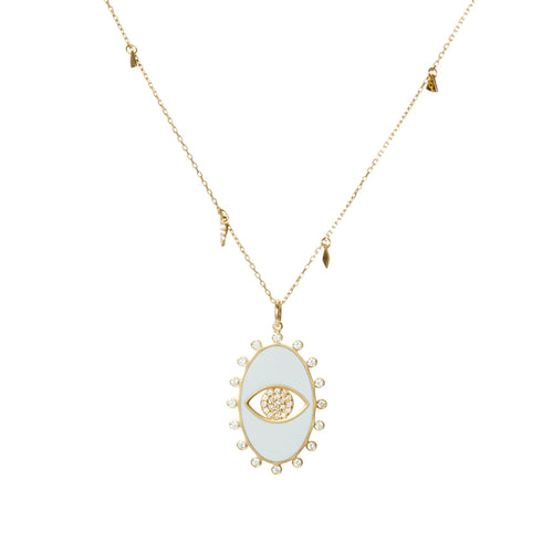 Vision Eye Necklace