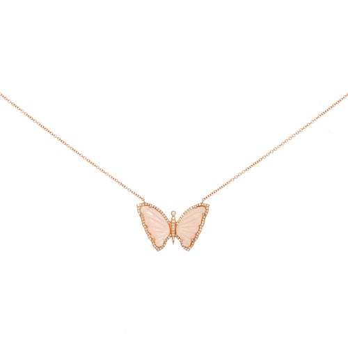 Vienna Butterfly Necklace