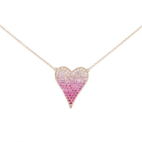 Faith Diamond Necklace