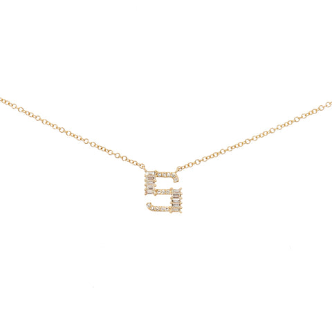 Paige Diamond Necklace