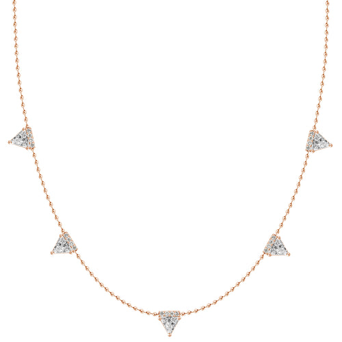 Frost Bite Diamond Necklace