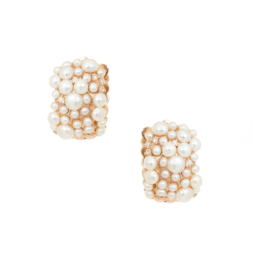 Lindsey Pearl Earrings