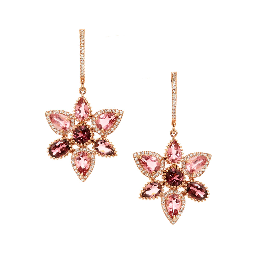 Charlotte Diamond Earrings